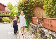 Милый портрет детей Стоковые Фотографии RF