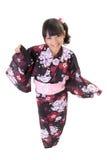милый японец девушки Стоковое Изображение RF