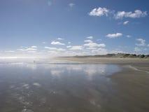 миля 90 пляжа Стоковое Изображение RF