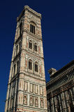 мимолётный взгляд maria santa fiore базилики del di Стоковое фото RF
