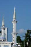 Минарет султана Ahmad Shah 1 мечеть в Kuantan стоковые фото