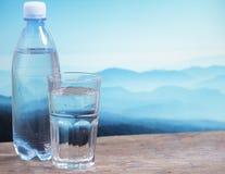 минеральная вода Стоковая Фотография