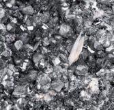 Минерал карбоната руководства изолированный над белизной Стоковое Изображение