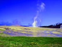 минерал озера Стоковые Изображения RF