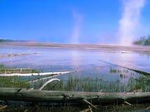 минерал озера Стоковые Фотографии RF