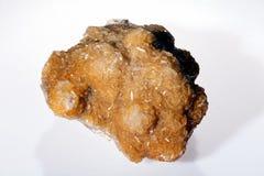 Минерал барита стоковое изображение