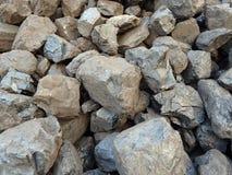 Минерал угля - чернота Стоковое Изображение