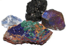 минерал Стоковые Изображения RF