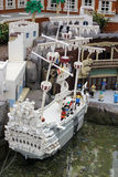 Миниатюра Legoland, CA Стоковые Фотографии RF