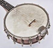 Миниатюрное банджо гавайской гитары Стоковые Изображения
