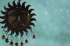 Миниатюрное солнце Стоковое Изображение