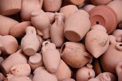Миниатюрные вазы Стоковые Изображения RF