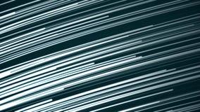 Минималистская анимация предпосылки пропуская штриховатостей света с пестроткаными абстрактными линиями Абстрактный состав с иллюстрация вектора