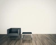 Минимальное САМОМОДНЕЙШЕЕ кресло для того чтобы СМОТРЕТЬ НА ПУСТУЮ СТЕНУ