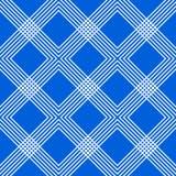 Минимальная геометрическая картина с пересекать выравнивает формировать interl Стоковая Фотография
