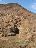Минирование пещеры Стоковое Изображение