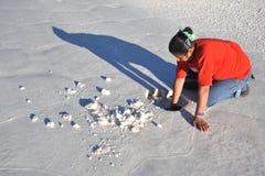 Минированные боливийцами кристаллы соли стоковое изображение
