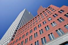 Министерство зданий безопасностью и правосудием, Гааги, Нидерландов Стоковые Фотографии RF