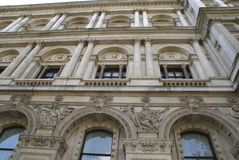Министерство иностранных дел и по делам Содружества, Лондон, Англия Стоковые Изображения