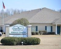 Министерство сельского хозяйства USDA, Джексон, Теннесси Стоковое Изображение