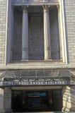 Министерство торговли Соединенных Штатов, Вашингтон, DC стоковое изображение rf