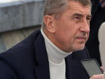 Министр финансов чехии Andrej Babis стоковое фото rf