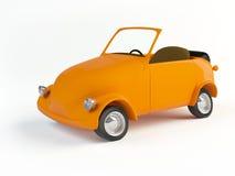 Миниый автомобиль Стоковое Изображение RF