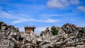 Миниый замок Стоковое фото RF
