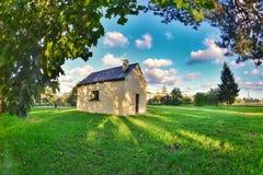 Миниый дом Стоковые Фотографии RF