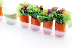 миниый салат Стоковое фото RF