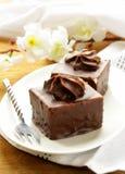 Миниый торт шоколада с проскурняком Стоковая Фотография RF