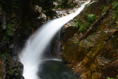Мини водопад Стоковое Изображение RF