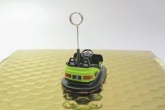 мини диаграмма автомобиля бампера Стоковая Фотография RF