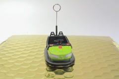 мини диаграмма автомобиля бампера Стоковое фото RF