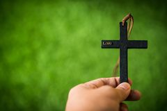 Мини крест Стоковое Фото