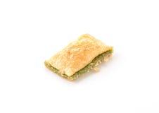мини печенье пирога с вареньем кивиа Стоковое фото RF