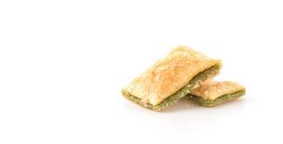 мини печенье пирога с вареньем кивиа Стоковое Изображение RF