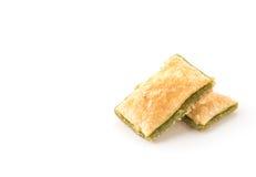 мини печенье пирога с вареньем кивиа Стоковые Изображения