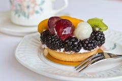 Мини пирог плодоовощ Стоковые Изображения RF
