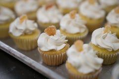 Мини пирожные лимона Стоковые Изображения RF