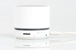 Мини портативная машинка диктора bluetooth для smartphones и компьютера не Стоковые Изображения RF