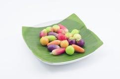 Мини плодоовощи желтой фасоли (взгляд Choup Kao Noom) (1) Стоковые Изображения RF