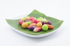 Мини плодоовощи желтой фасоли (взгляд Choup Kao Noom) (3) Стоковые Изображения