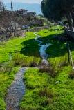 Мини река Стоковая Фотография RF