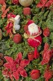 Мини Санта Клаус Стоковое Изображение RF