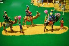 Мини статуя цирка Стоковое Изображение