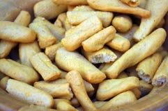 Мини breadsticks Стоковая Фотография RF