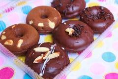Мини donuts. Стоковое Фото