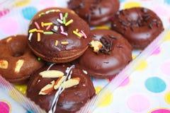 Мини donuts. Стоковые Изображения RF