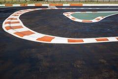 Мини racingway Стоковое Изображение RF